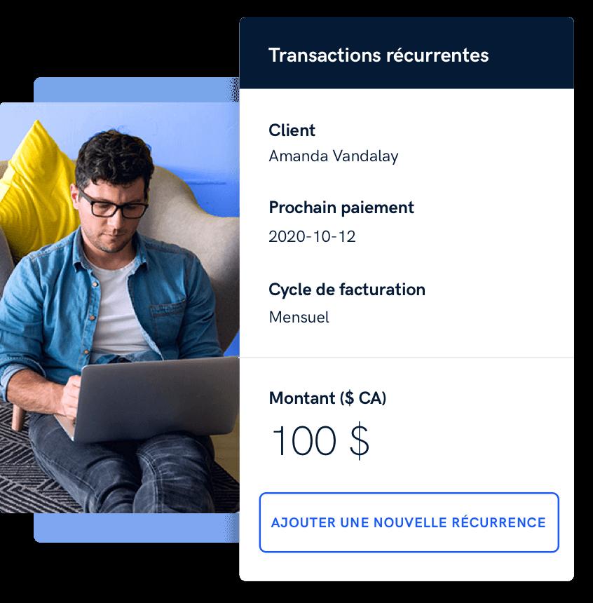 Transactions récurrents