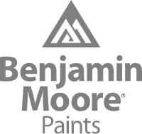Benjamin Moore Paints grey